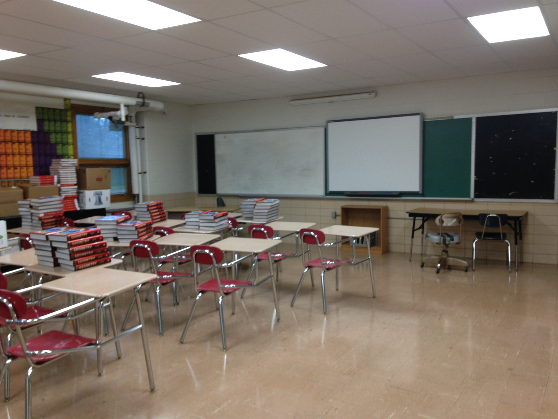 Completed Classroom