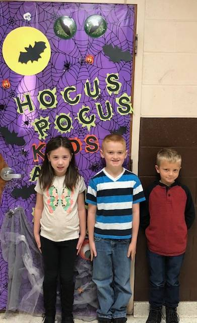 October PBIS Awards
