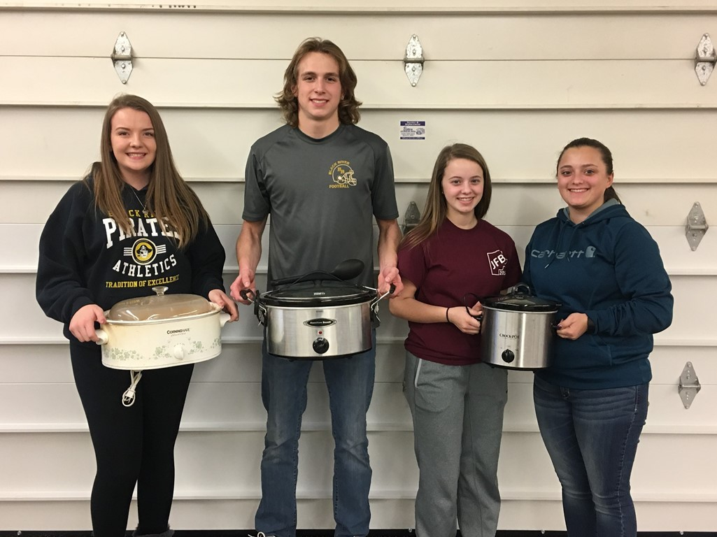 FFA Chili Cook-Off Winners