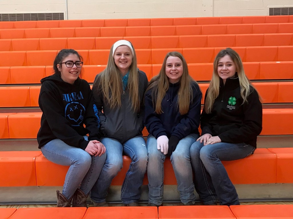 Ashland Invite Equine Judging Team