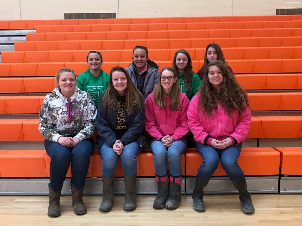 Ashland Invite General Livestock Team