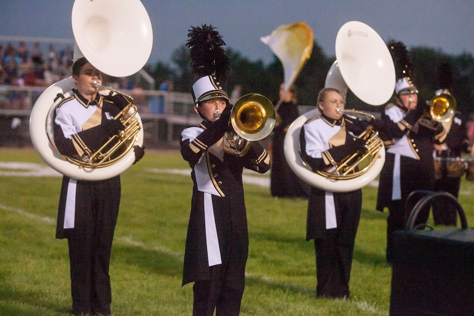 Band Pic First Game